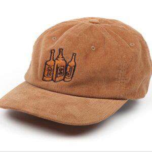 bsd apparel hat 6panelcord bottles camel 001 1500x e1548852753780