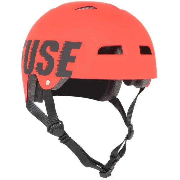 fuse alpha helmet red
