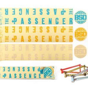 BSD Passenger 2014-2015 стикерпак | BIKESTUFF
