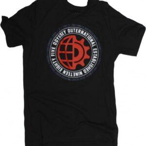 Odyssey Outernational футболка   BIKESTUFF