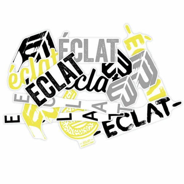 Eclat Frame 2019 стікерпак | BIKESTUFF