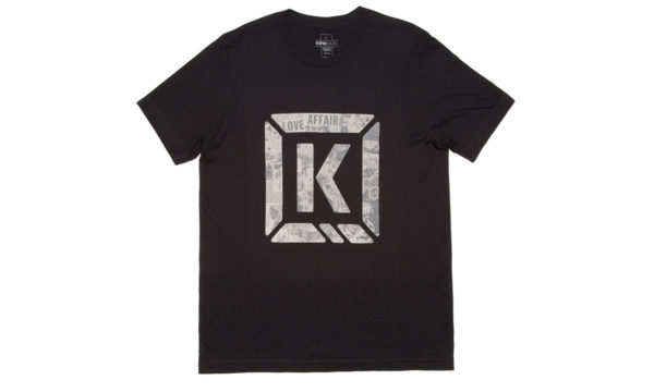 Kink Newsprint футболка | BIKESTUFF