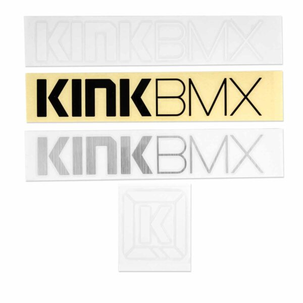 Kink Die Cut стикерпак | BIKESTUFF