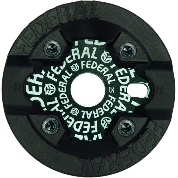 Federal Logo Solid зірка з захистом | BIKESTUFF