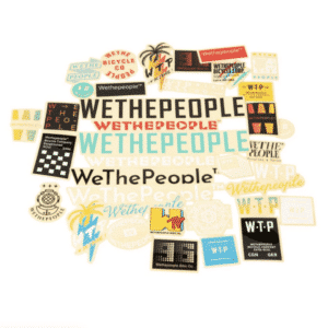 We The People 2020 стікерпак | BIKESTUFF